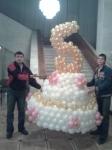 31.Торт (воздух)-от 1500р.