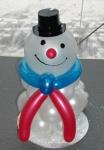 50.Снеговик воздух-от 500р.