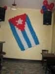 """56. Кубинский флаг,открытие кафе """"Кубанитос"""" г.Красногорск-2500р."""