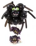 57. 3 паука(гелий)-1200р.