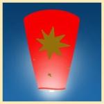 """3.Конус 170*50 """"Золотая звезда""""(желтый,оранжевый,красный,синий)-1000р."""