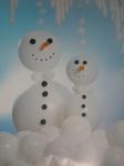 Снеговик - 350р.